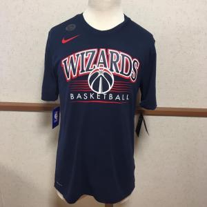 ナイキ NIKE バスケットボール NBA ワシントン・ウィザーズ 八村塁 チーム公式Tシャツ ドライフィット 半袖
