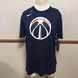 ナイキ NIKE バスケットボール NBA ワシントン・ウィザーズ 八村塁 チームロゴ公式Tシャツ ドライフィット 半袖