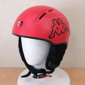 キズあり B品 ブリコ BRIKO カッパ Kappa コラボ 子供用スノーヘルメット|freak-10