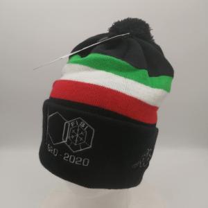 カッパ Kappa FISI イタリア代表 100周年記念 ニット帽 ボンボン スキー スノーボード ウェア|freak-10