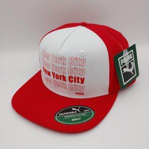 PUMA NYC プーマ・ニューヨーク 帽子 スナップバック キャップ Thank You オリジナル商品 freak-10