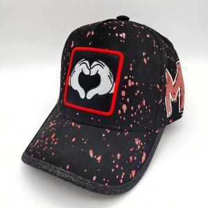 キャップスラボ Capslab ベースボールキャップ Heart Hands ミッキーマウス Disney ディズニー freak-10
