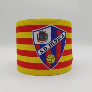 SDウエスカ 公式キャプテンマーク サッカー アクセサリー スペイン リーガ freak-10