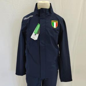 カッパ Kappa FIG イタリア代表 レインスーツ 上下セット ゴルフウェア freak-10