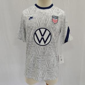 サッカー アメリカ代表 USA 2021 プレマッチ トレーニングウェア ナイキ NIKE|freak-10