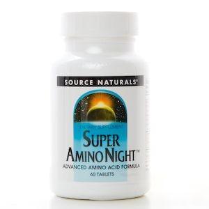 スーパーアミノナイト 60粒×2 アルギニン オルニチン リジン アミノ酸 普通便 freakshop
