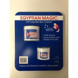 エジプシャンマジック エジプシャン マジック クリーム 2点セット 118ml & 59ml EGYPTIAN MAGIC ボディケア マルチ|freakshop