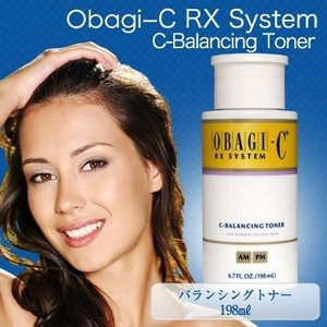 オバジ C-RX システム Cバランシングトナー 198ml OBAGI 普通便|freakshop