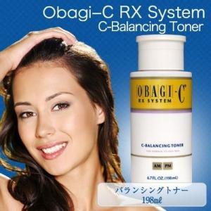 オバジ C-RX システム Cバランシングトナー 198ml×2 OBAGI 普通便|freakshop