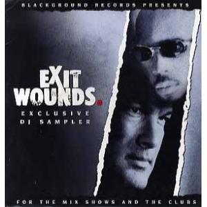 ORIGINAL SOUND TRACK - EXIT WOUNDS 2xLP  US  2001年リリース