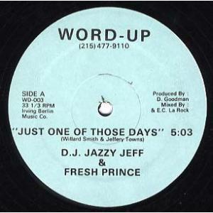 DJ JAZZY JEFF & THE FRESH PRINCE - JUST ONE OF THOSE DAYS 12