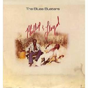 THE BLUES BUSTERS - PHILLIP & LLOYD (JAMAICA) LP JA 1975年リリース
