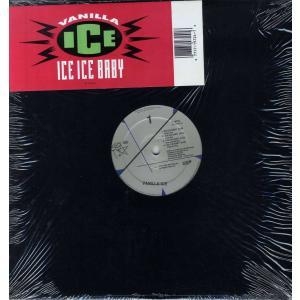 VANILLA ICE - ICE ICE BABY / PLAY THAT FUNKY MUSIC...