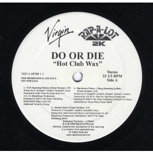 DO OR DIE - Already Know / V.I.P. (Victory-EP) EP ...