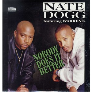 NATE DOGG faet Warren G - NOBODY DOES IT BETTER with Jacket 12