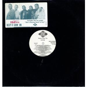 HI-FIVE - KEEP IT GOIN' ON LP  US  1992年リリース