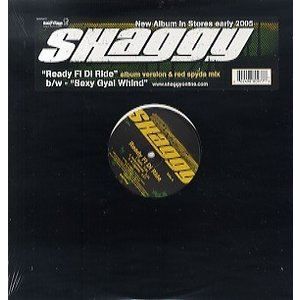 SHAGGY - READY FI DI RIDE / SEXY GYAL WHIND 12