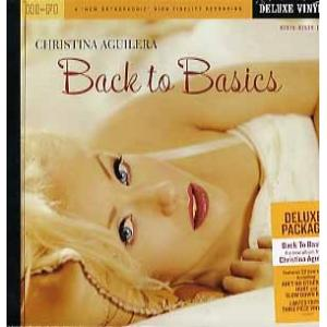 CHRISTINA AGUILERA - BACK TO BASICS (LIMITED BOX SET) 3xLP US 2006年リリース