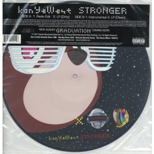 KANYE WEST feat Daft Punk - STRONGER (UK PICTURE V...