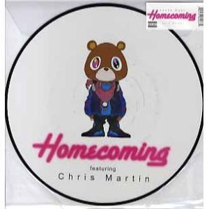 KANYE WEST feat CHRIS MARTIN - HOMECOMING (UK PICT...