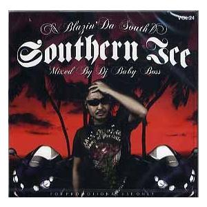 DJ BABY BOSS - SOUTHERN ICE 24 CD JAPAN 2009年リリース