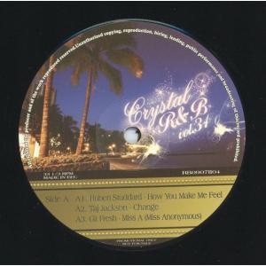 製造国 : JAPAN  リリース年 : 2009  レーベル : Crystal R&B ...