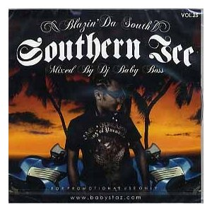 DJ BABY BOSS - SOUTHERN ICE 25 CD JAPAN 2009年リリース