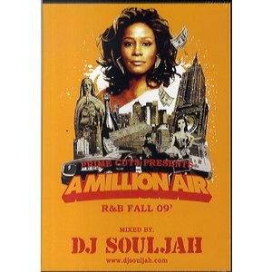 DJ SOULJAH - A MILLION AIR R&B FALL 09 DVD JAPAN 2...
