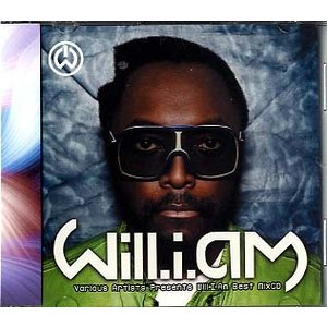 VARIOUS ARTISTS - WILL.I.AM BEST MIXCD CD JPN 2013年リリース