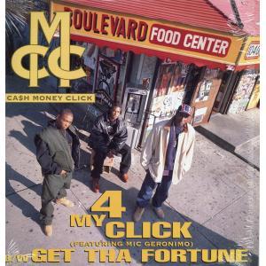 CASH MONEY CLICK feat Ja Rule - 4 MY CLICK / GET THA FORTUNE 12