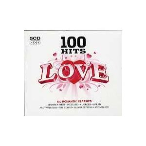 V.A. - 100 HITS LOVE (5CD) CD UK 2011年リリース|freaksrecords