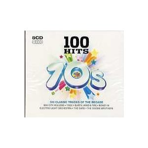 V.A. - 100 HITS 70S (5CD) CD UK 2011年リリース|freaksrecords