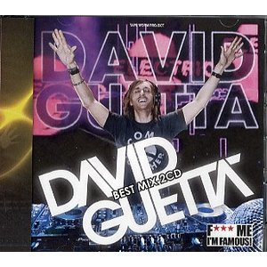 TAPE WORM PROJECT - BEST OF DAVID GUETTA (2CD) 2xCD JPN 2011年リリース|freaksrecords