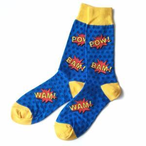 BAM! レインボー ソックス 靴下 カラフル ソックス メンズソックス 男性用靴下 誕生日プレゼント プレゼント 送料無料|free-style