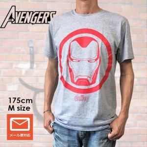 Avengers アヴェンジャーズ Tシャツ IRONMAN アイアンマン メンズ グレー 映画Tシャツ メンズ ロックTシャツ バンドTシャツ 送料無料|free-style
