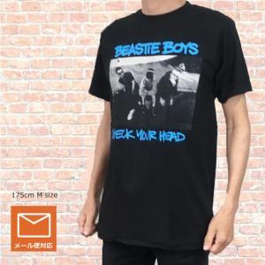 BEASTIE BOYS ビースティーボーイズ  Tシャツ カットソー 半袖 メンズ CHECK YOUR HEAD ロッバンドTシャツ free-style