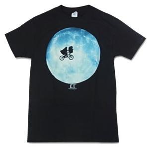 E.T. イー・ティー MOON プリントTシャツ |free-style