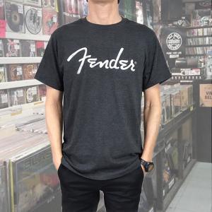 Fender フェンダー Tシャツ ギター ヴィンテージタイプ ロゴ メンズ バンドTシャツ ロックTシャツ|free-style