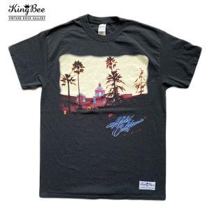 ビンテージ バンドTシャツ EAGLES イーグルス ホテル・カリフォルニア ロックTシャツ Tシャツ 送料無料 free-style