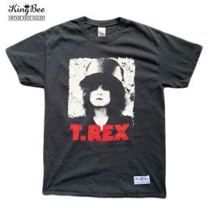 ビンテージ バンドTシャツ T-REX マーク・ボラン ロックTシャツ Tシャツ 送料無料 free-style
