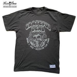 ビンテージ バンドTシャツ Grateful Dead 1982 NEW YORK ロックTシャツ Tシャツ 送料無料 free-style