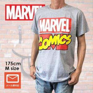 MARVEL マーヴェル Tシャツ マーベル アメコミ コミック メンズ グレー 映画Tシャツ|free-style