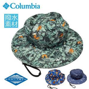 Columbia コロンビア サファリハット ハット レインハット 撥水 防水 帽子 夏フェス hat レインハット UV UV対策 メンズ 登山 レディース free-style