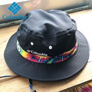 Columbia コロンビア バケット ハット UPF50 サファリハット 撥水帽子 夏フェス hat レインハット UV UV対策 メンズ 登山 帽子 レディース 紫外線カット free-style