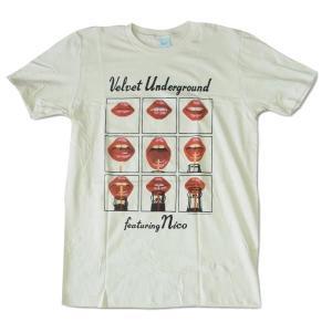 Velvet Underground and Nico ヴェルヴェットアンダーグランド Tシャツ F...