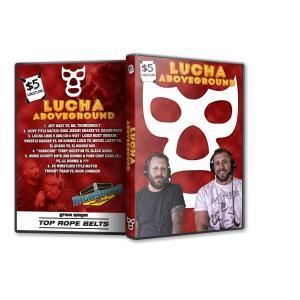 《現品特価》5ダラー・レスリング DVD「Lucha Aboveground ルチャ・アバブグラウンド」アメリカ直輸入盤プロレスDVD《日本盤未発売》 freebirds