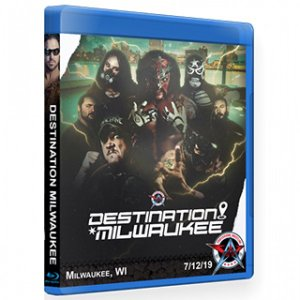 AAW ブルーレイ「Destination Milwaukee」(2019年7月12日ウィスコンシン州ミルウォーキー)アメリカ直輸入盤《日本盤未発売》|freebirds