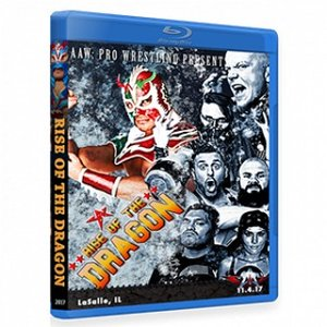 AAW:Professional Wrestling Redefined ブルーレイ(輸入盤Blu-...