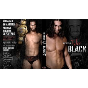 AAW DVD「The Best Of TYLER BLACK」タイラー・ブラック(セス・ロリンズ)AAW名勝負傑作選(四枚組)《米直輸入盤DVD》|freebirds