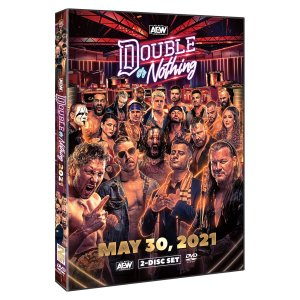AEW 輸入盤DVD「Double Or Nothing 2021《2枚組》」(2021年5月30日フロリダ)リージョンALL《日本でも再生可》 freebirds